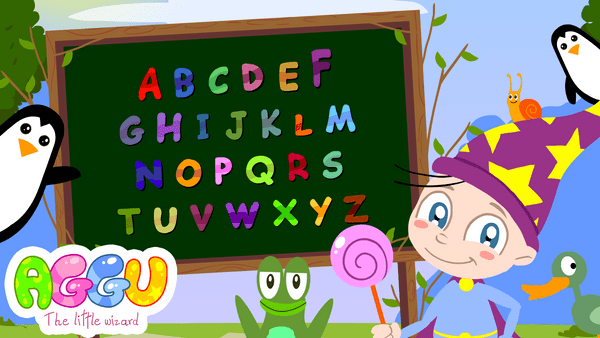 Aggu ABC Song thumbnail