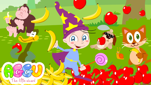 Aggu Apples And Bananas thumbnail